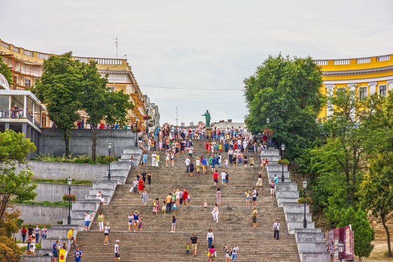 Odessa Morze Czarne